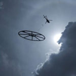 Air helicopter towing