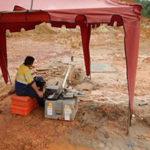 Undertaking a Down Hole Electromagnetic survey (DHEM)